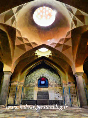 حمام علیقلی خان اصفهان