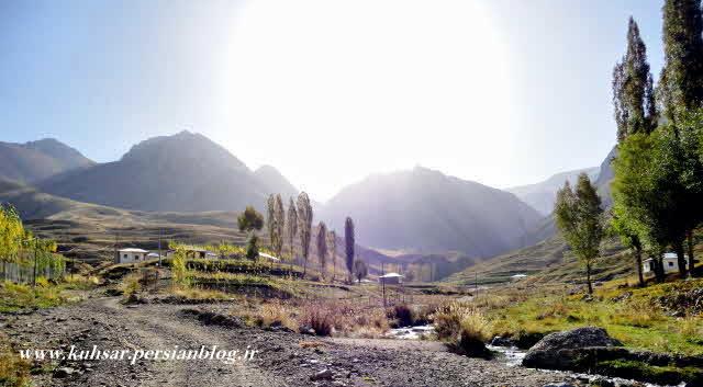روستای ورزنه